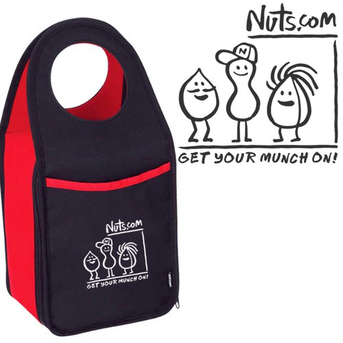 Cooler bag design for Nuts.com