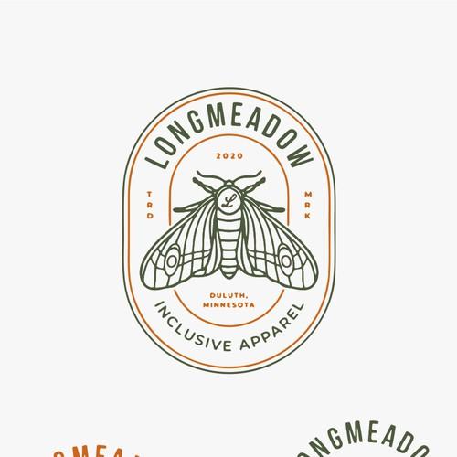 Logo for clothing brand - Longmeadow