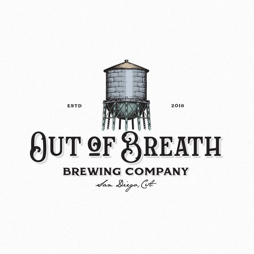 Out of Breath Brewing Co.