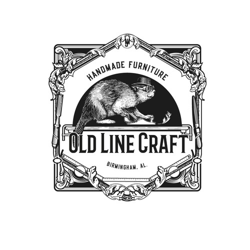 Logo for Old Line Craft