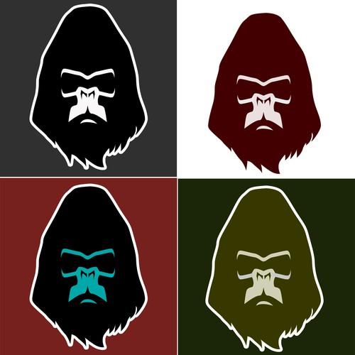 Ape Logo for Street Apparel
