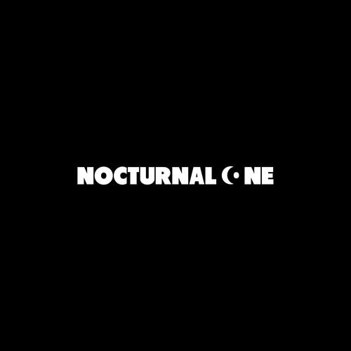 NOCTURNAL ONE logo design