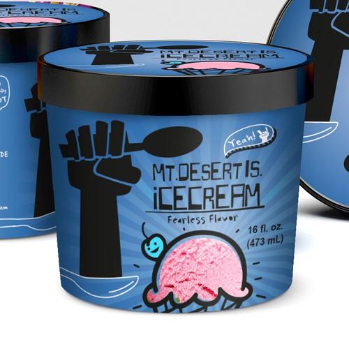 Ice Cream Packing