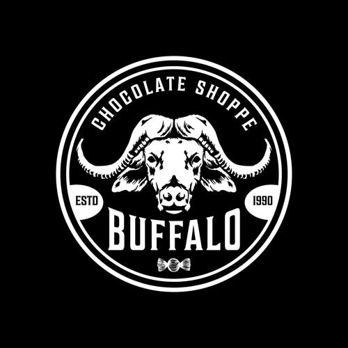Buffalo Chocolate Shoppe logo Contest