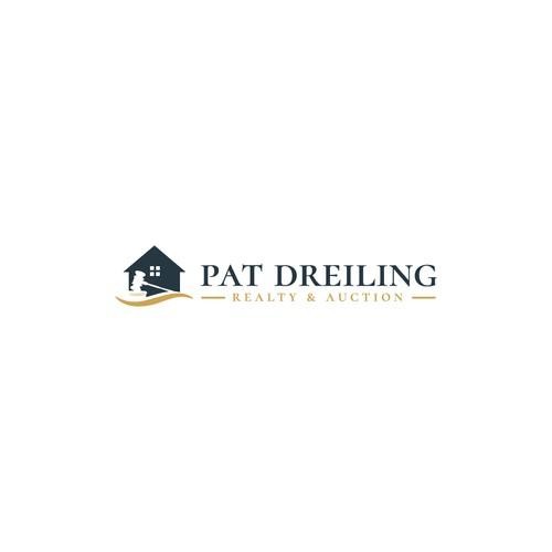 Modern Logo For PAT Dreiling