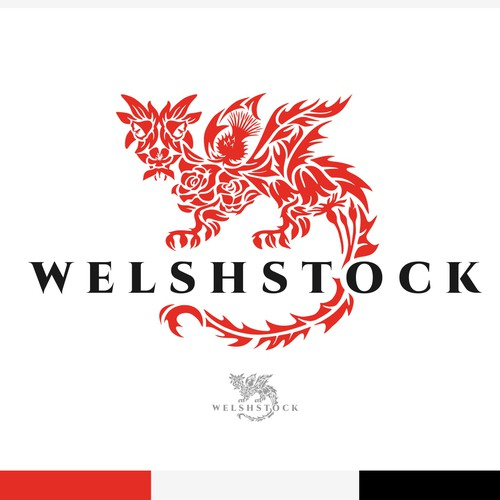 "Logo for ""WELSHSTOCK"""