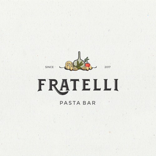 Logo for Fratelli Pasta Bar team