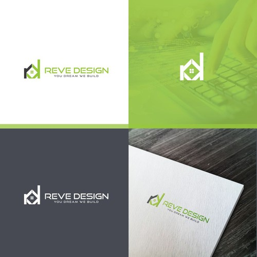 Logo Design for REVE DESIGN