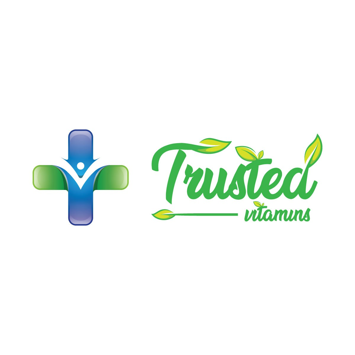 Design logo for Trusted vitamins