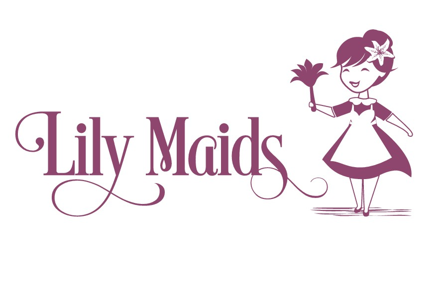 Simple and feminine logo for a cleaning company