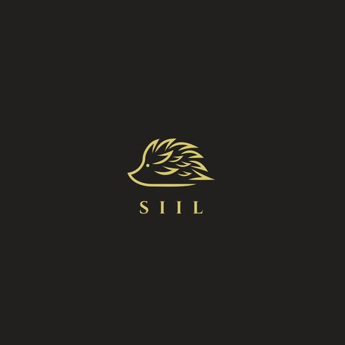 SIIL (HEDGEHOG) Hair Care Product Logo