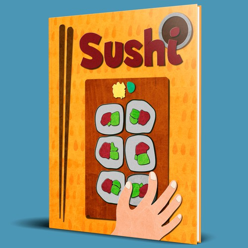 Book on Sushi