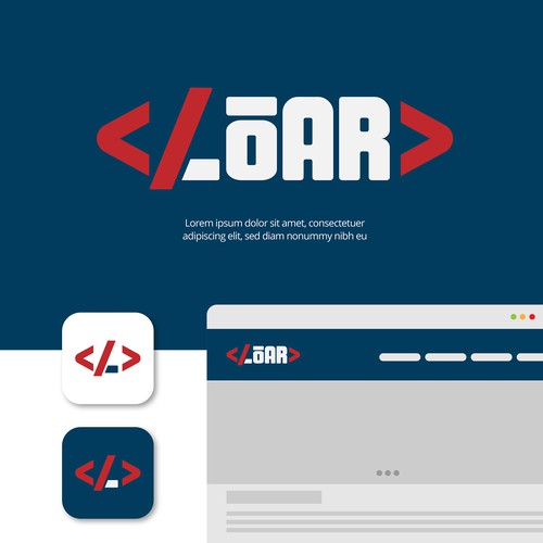 LoAR - Logo Design
