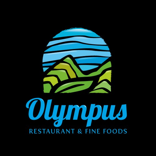 Logo for Olympus Restaurant