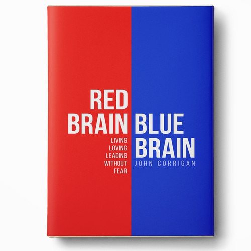 Red brain blue brain