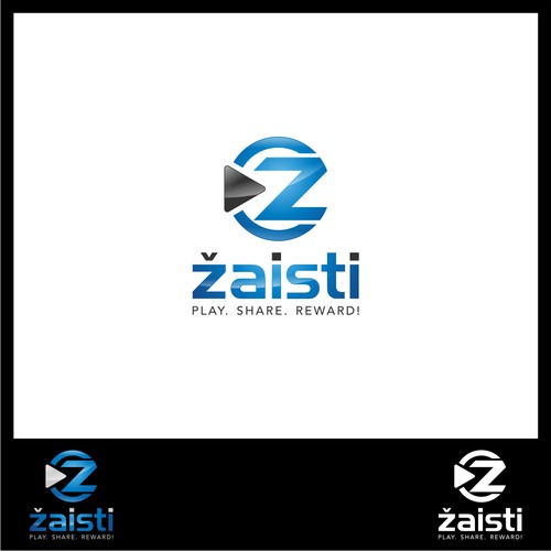 Help žaisti with a new logo