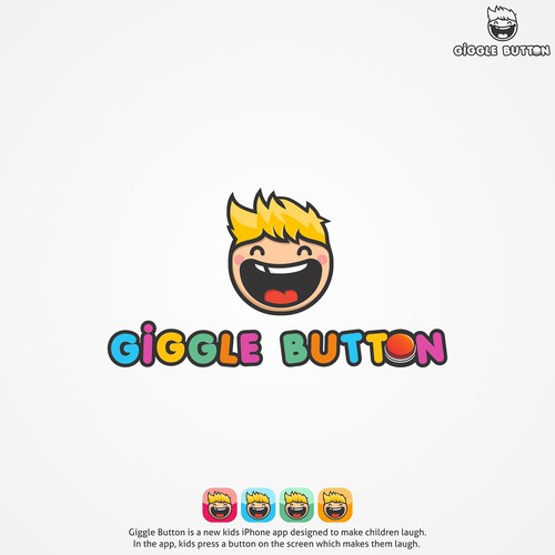 Giggle Button