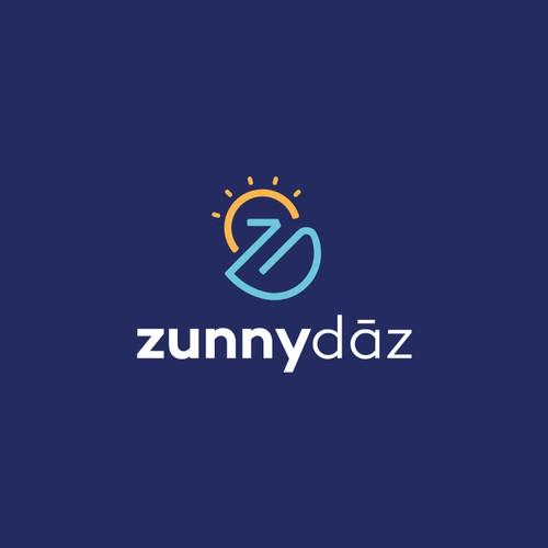 Logo for sunglass shop