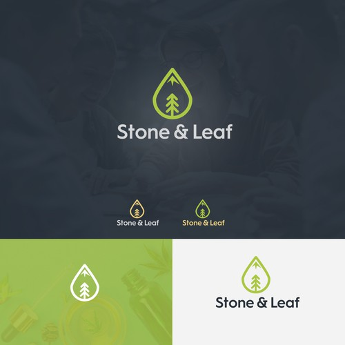 Stone & Leaf