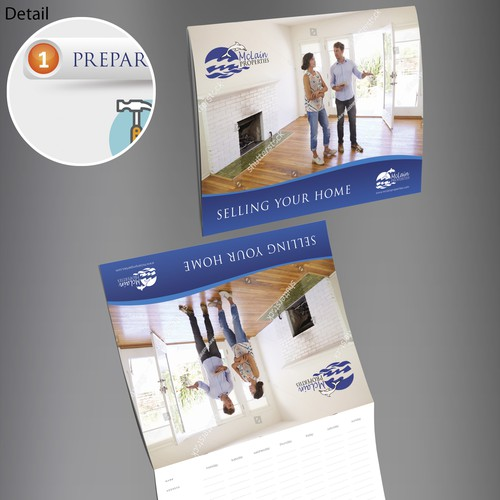 McLain Properties Brochure Design