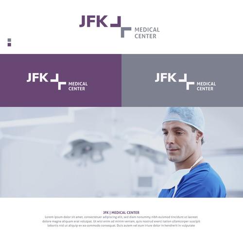 Logo proposal for a Medical Center