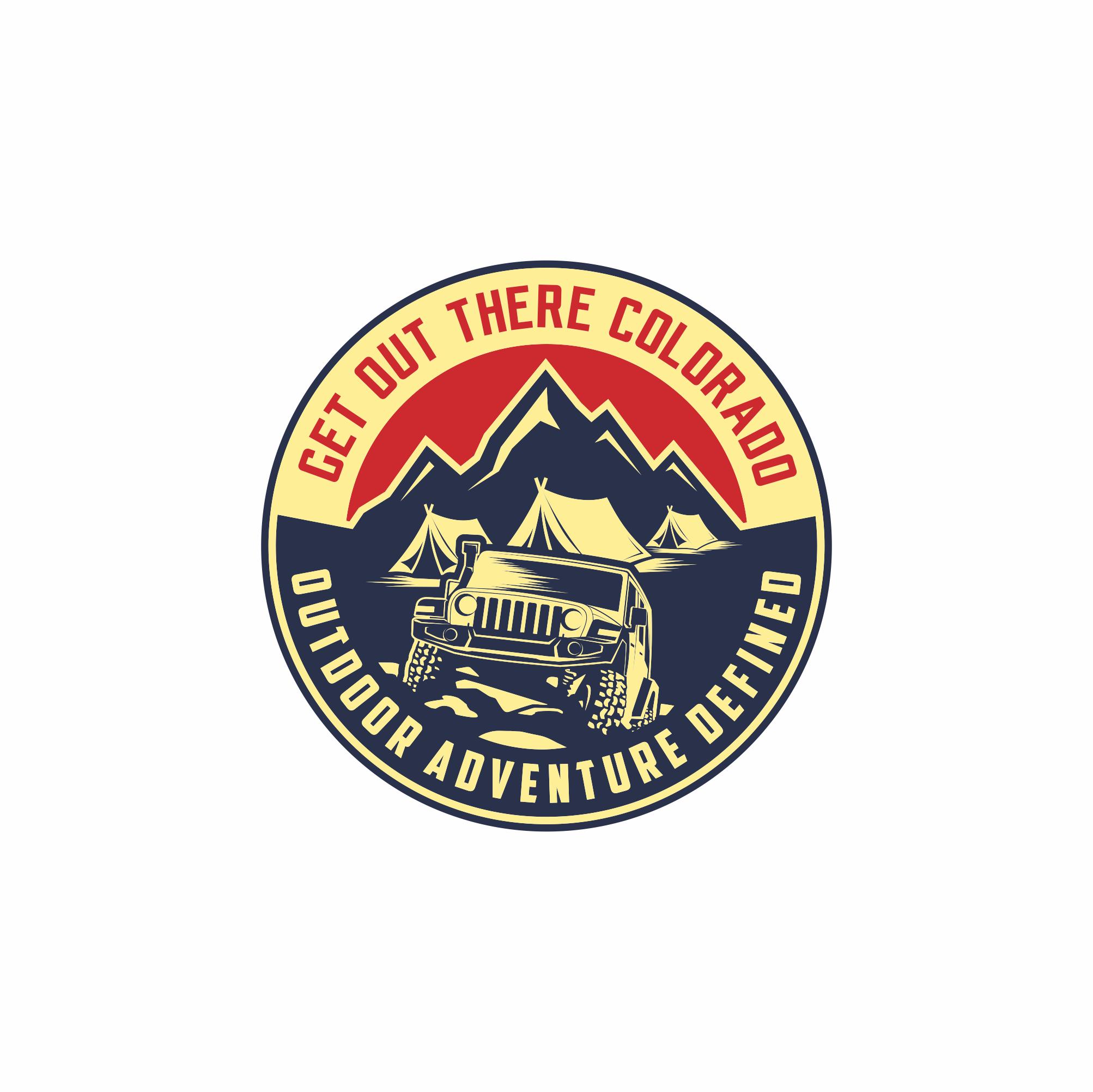 Help a Colorado outdoor adventure rental company find it's logo!