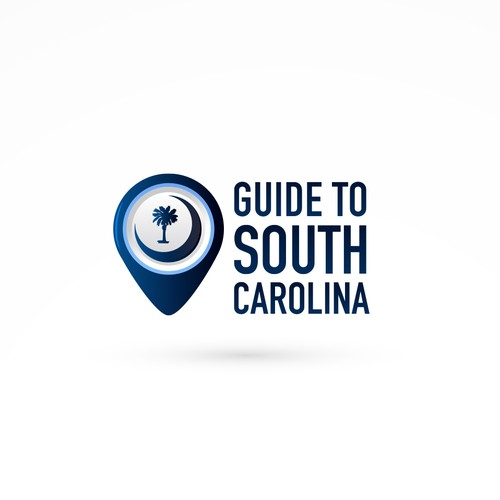 Logo concept for Guide to South Carolina