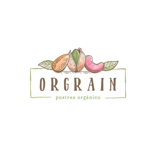 Orgrain Logo