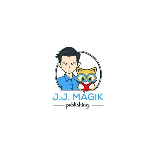 J.J Magic Publishing Logo