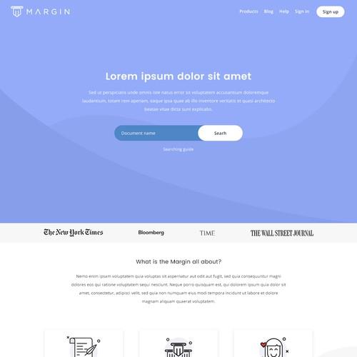 Full view Website