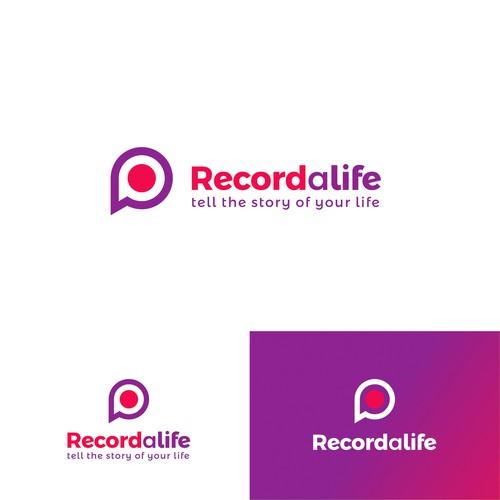 Recordalife logo