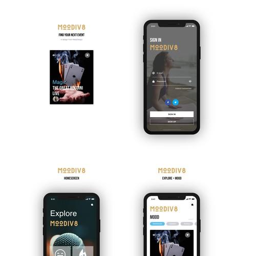 App Design for online community