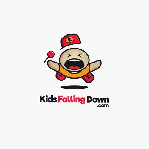 KidsFallingDown.com