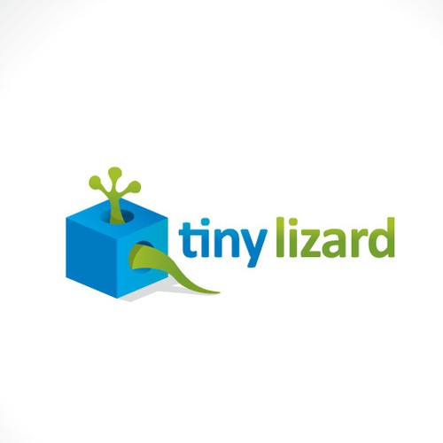 Tiny Lizard Logo