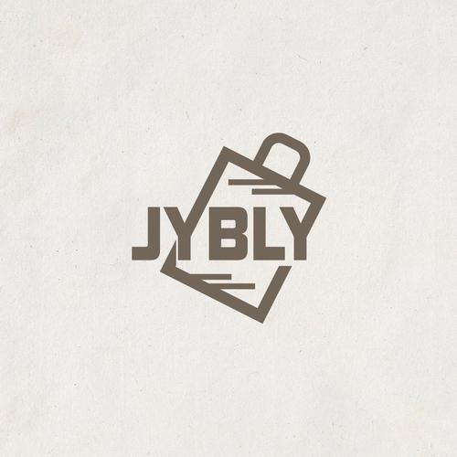 Logo design for Jybly