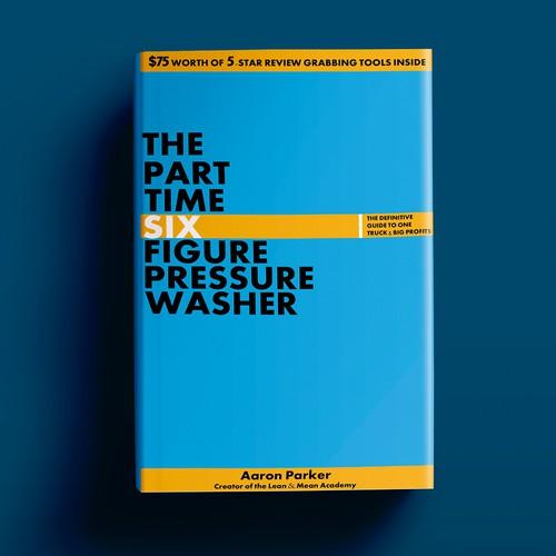 Business Book Cover Design