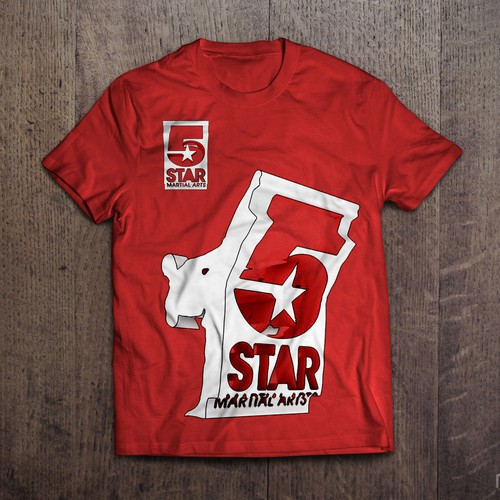 Design super cool street wear T-shirts