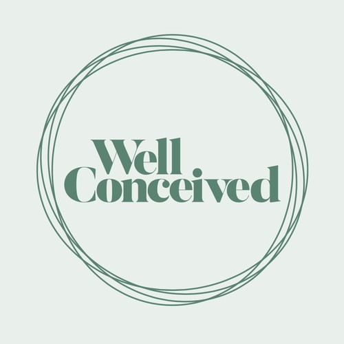 Logo concept for Well Conceived