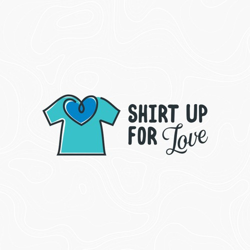 Shirt Up for Love