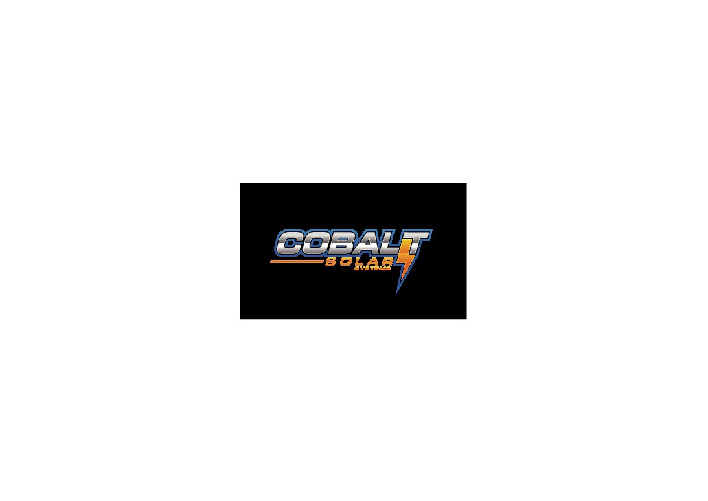 Business Cards for Cobalt Solar