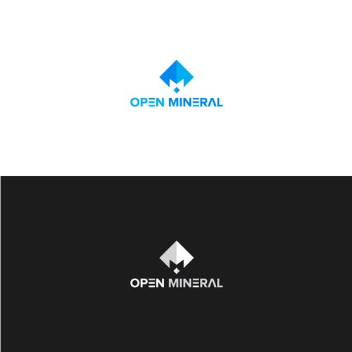 Logo for Open Mineral