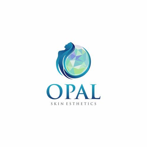 OPAL skin esthetic logo