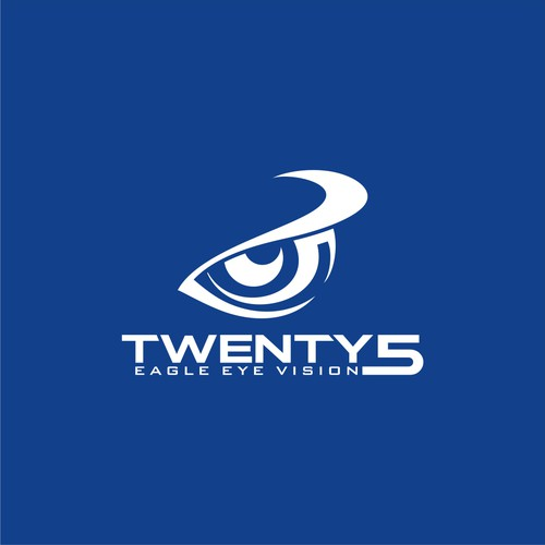Twenty 5 Logo Concept