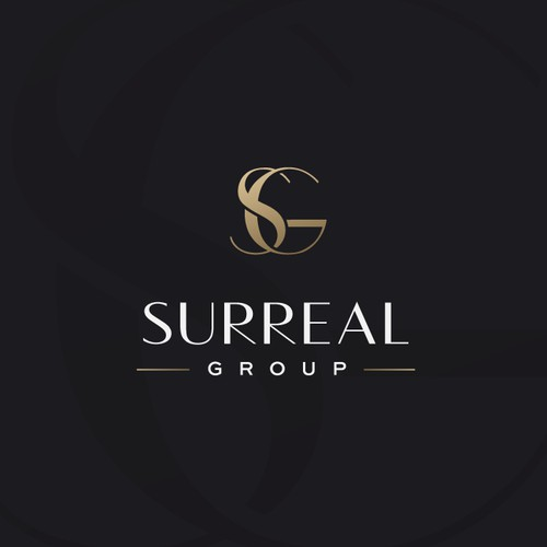 Elegant logo for hotel firm