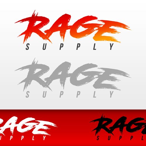 Rage Supply logo