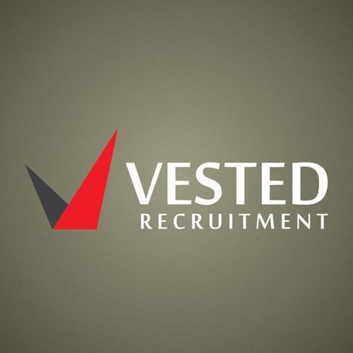 New Logo Needed For Vested Recruitment