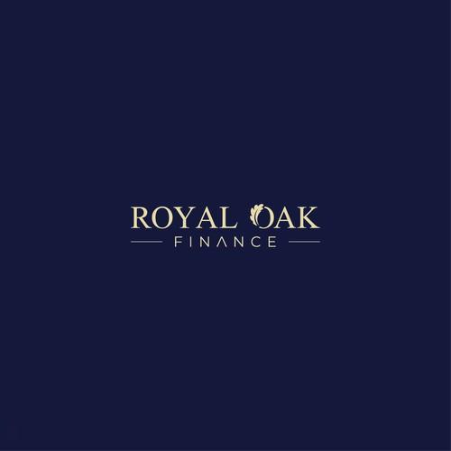 Logo Design for Royal Oak Finance