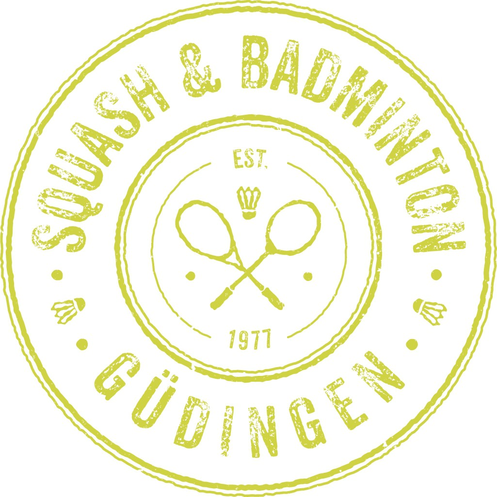 Squash & Badminton Güdingen needs an athletic logo
