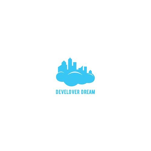 develover dream cloud logo