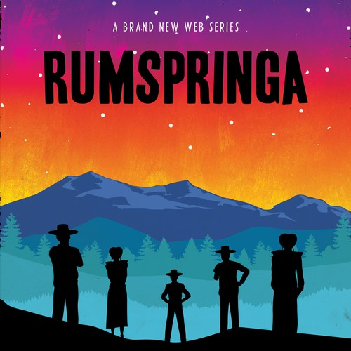 Rumspringa Poster